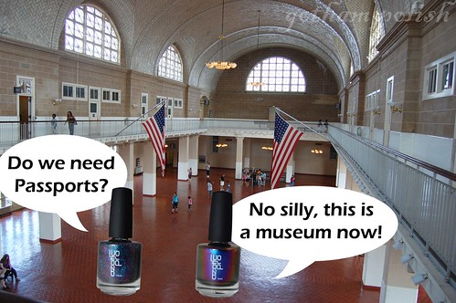 Ozotic Ellis Island