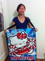 Hello Kitty humongous bag from AX