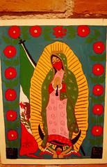 Zapatista Virgin de Guadelupe