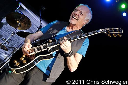 Peter Frampton - 07-08-11 - Frampton Comes Alive! 35 Tour, DTE Energy Music Theatre, Clarkston, MI
