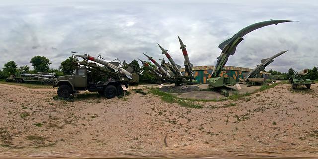 Földi Telepítésű Magyar Légvédelem Fegyvernemi Múzeuma - Homeland Air Defence Park