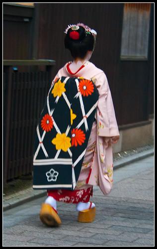 Obi de maiko