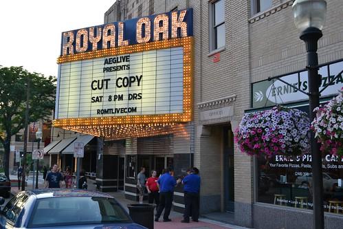 Cut Copy (7/9/11)