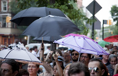 DBA Second Line Umbrellas