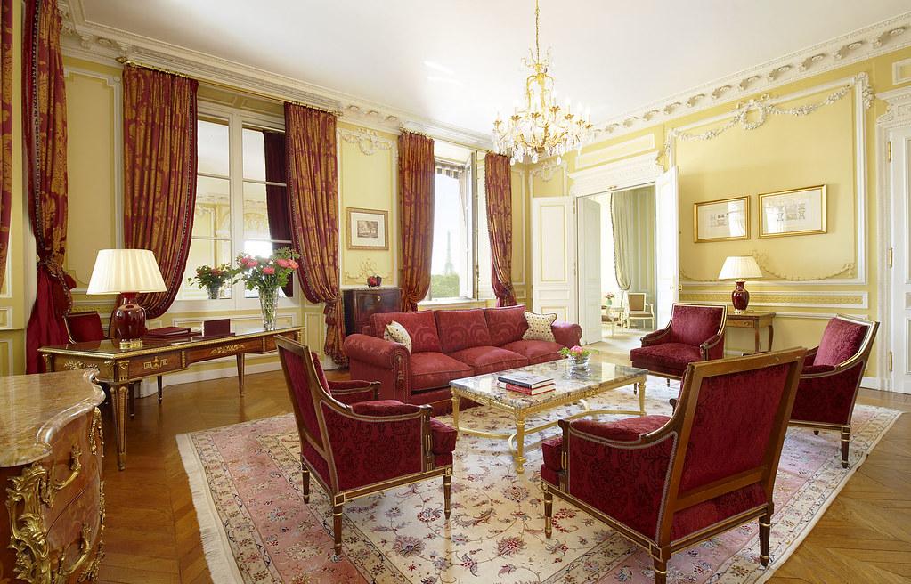 Presidential Suite n°2 - living room
