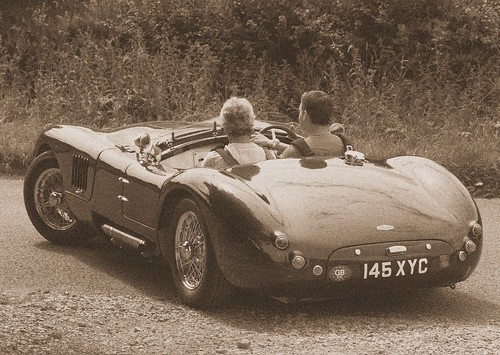 A Jag in it's day