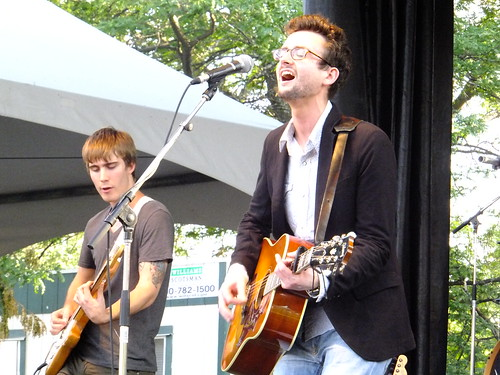 Laurent Bourque at Ottawa Bluesfest 2011