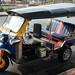 Tuk tuk, transporte tipico da Tailandia