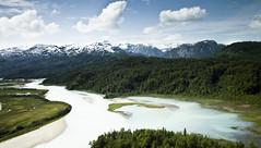 Alaskan Impressions (Nicholas Bradford) Tags: color digital flying naturallight howdy aerials alaskachannel 5dmark2