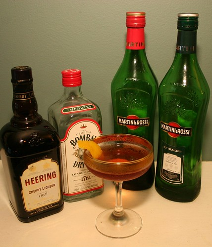 Martini rossi extra dry vermouth.