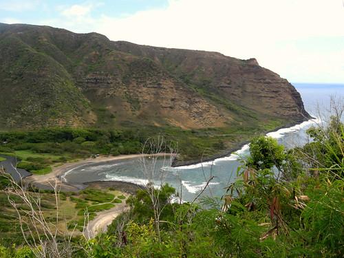 Halawa Bay, Moloka'i