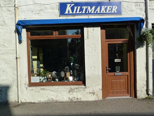 Kiltmaker, Grantown on Spey