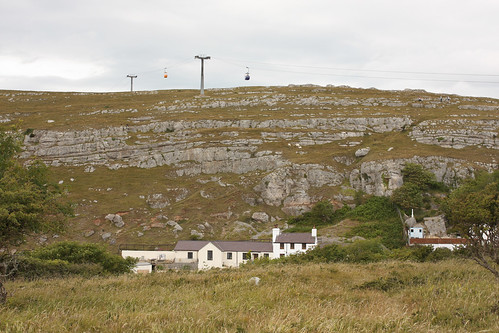 Cable cars, Great Orme