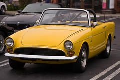 Sunbeam Tiger (willpt2001) Tags: english ford yellow 60s tiger british sunbeam roadster