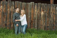 Happy Couple (Kim King) Tags: love smile smiling happy engagement hugging engaged