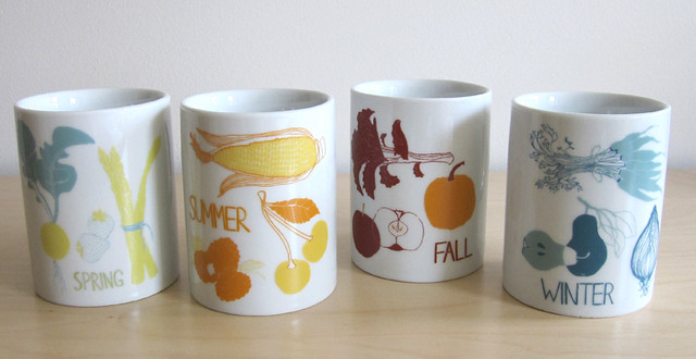 Perch & Pearson Cups