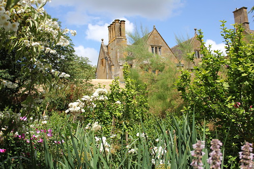 Hidcote Manor Gardens, near Chipping Campden, Gloucs.