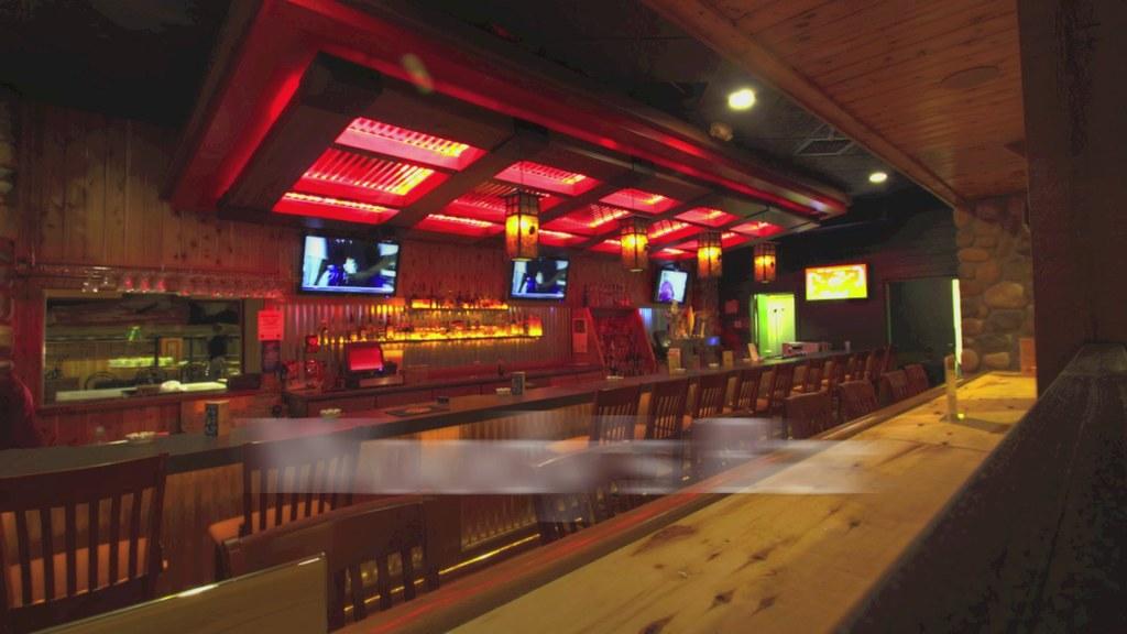 Casino Bar Upgrade | Interior Casino Remodel | Casino Decor Upgrade | Bar & Grill Renovation