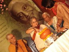 Vegetarian cookbook of traditional recipes launch at Delhi
