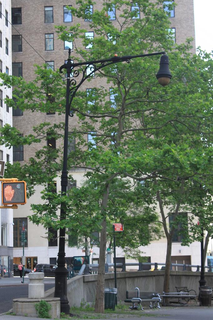 Historic Street Lampposts (Lamppost 9)