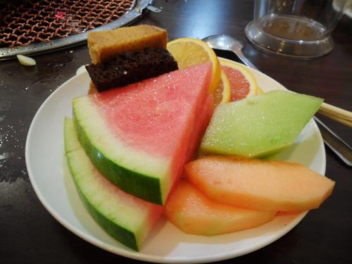 Cora's Dessert Plate