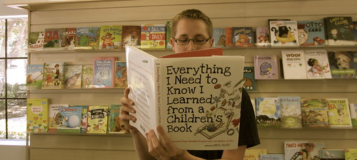 Mr. Schu Reads Everything I Need to Know I Learned from a Children's Book