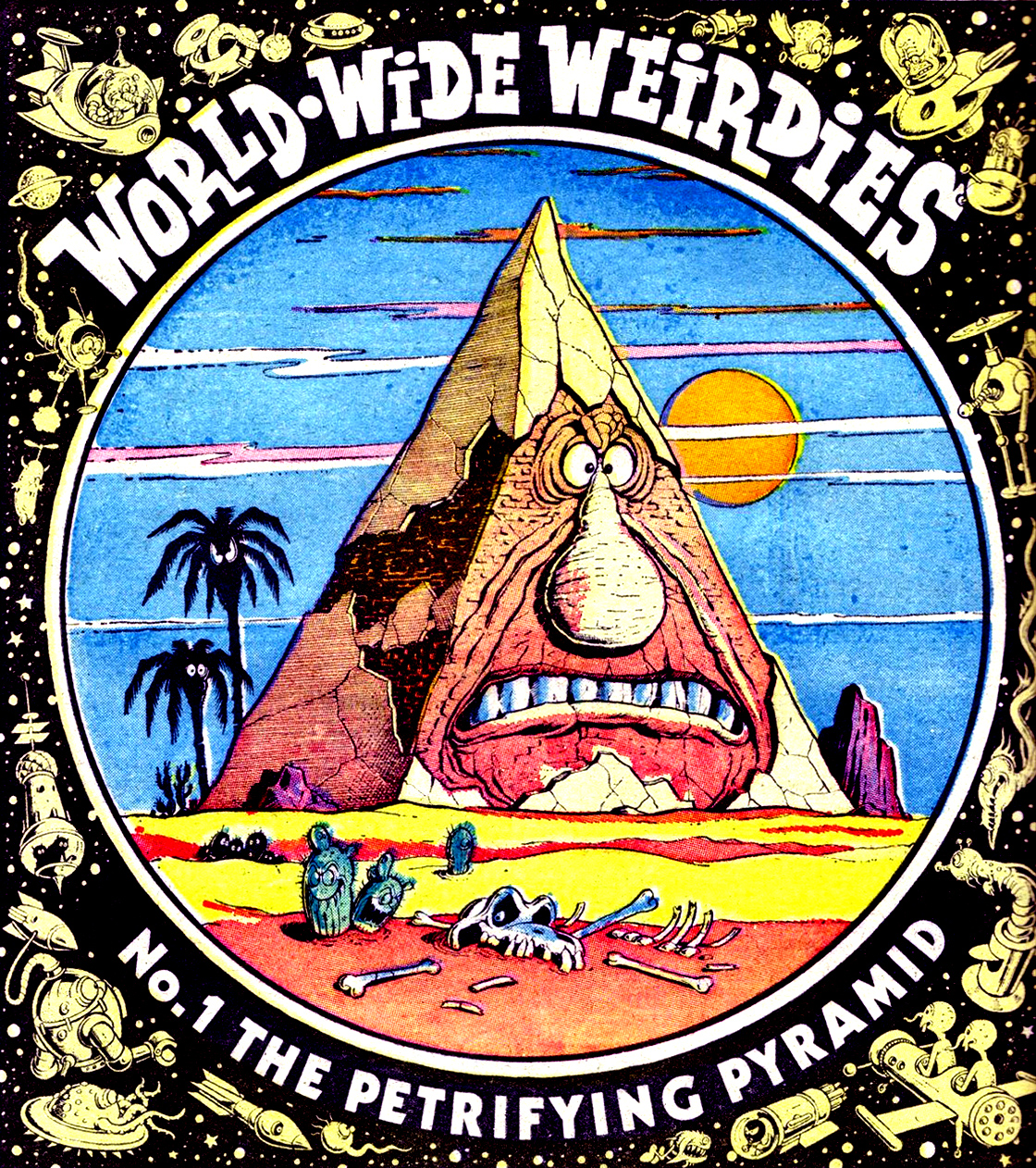 Ken Reid - World Wide Weirdies 06