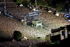 Foule Metallica (Festival d'été de Québec) Tags: music festival rock concert quebec crowd québec metallica foule spectacle festivaldétédequébec festivaldetedequebec feq renaudphilippe festivaldétédequébec feq2011