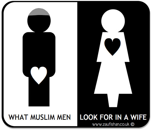 What is it like dating a muslim man