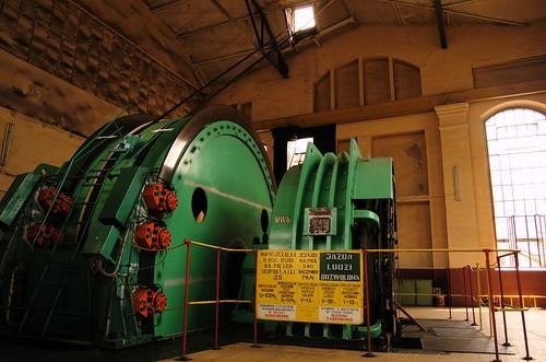 67 Maszyna wyciągowa / Elevator engine