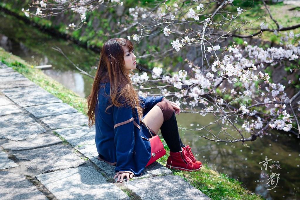 [LINLIN]京都.花語