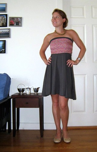 Skirt as Dress Option 2