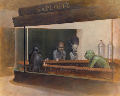 Night at Karloff's