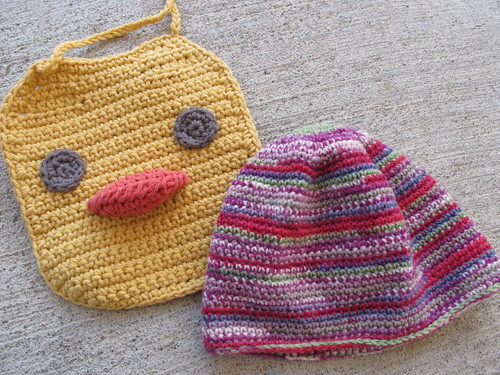 Handmade presents for Baby E