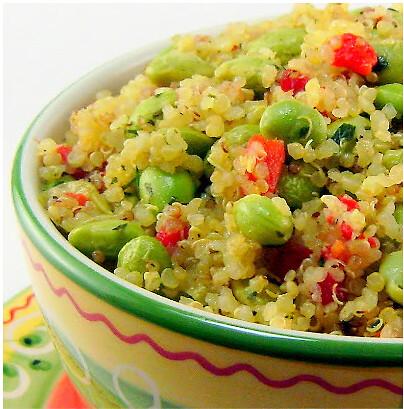 Asian-Style Quinoa