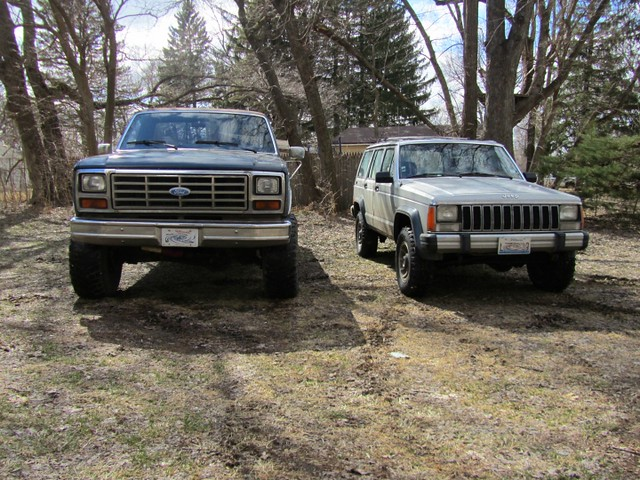 1980 Ford Bronco - Jeep Cherokee Forum