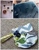 A Little Wristlet (namesakedesign) Tags: buttons sewing wristlet ironcraft