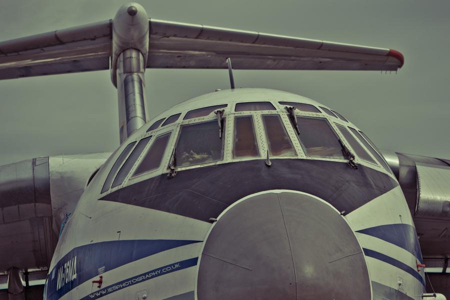 RIAT 2011 IL-76