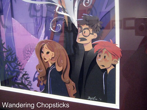 Harry Potter Tribute Exhibition - Nucleus Art Gallery and Store - Alhambra 31