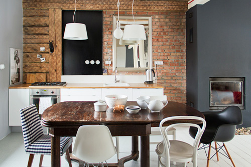 Home Tour: Natural Style in Poland