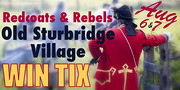 Redcoats & Rebels