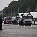 Belgique - 21 juillet 2011 - Escorte royale à Cheval