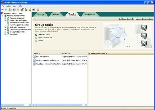 SC9: Setting up Tasks