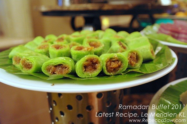 Ramadan Buffet - Latest Recipe, LE Meridien-44