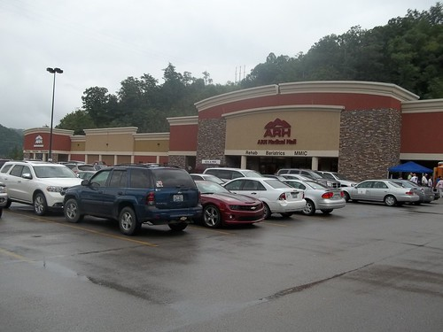 ARH Medical Mall, Hazard, KY (former Wal-Mart)