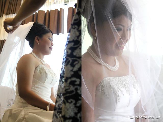 Wedding : Peter & Evelyne