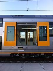 CityRail's New Waratah train or A set (Photography Perspectiv) Tags: train suburban passenger waratah cityrail aset