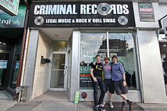 Criminal Records' Last Day.