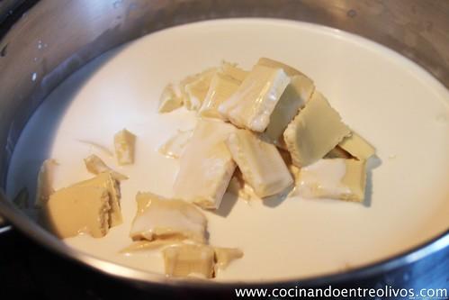 Tarta tres chocolates Cocinando entre Olivos (15)