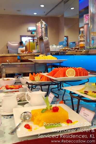 Ramadan buffet - Maytower Hotel & Serviced Residences-13
